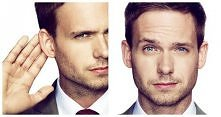 Patrick J. Adams / Mike Ross