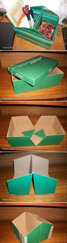 diy, shoe, box, organizer