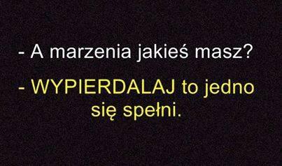 Chamsko Na Napisy I Cytaty Zszywkapl