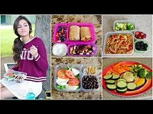Healthy Back to School Lunches + After School snack ideas! by Macbarbie07 - z...