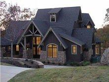podmiejski dom
