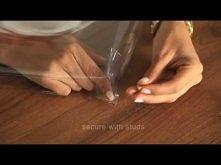 DIY Transparent Satchel