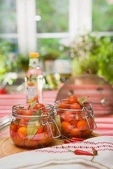 Marynowane pomidorki koktaj...