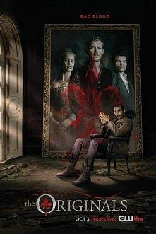Plakat promujący the Originals
