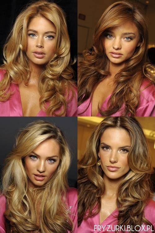 Modelki Victorias Secret Zawsze Mają Nienaganne Fryzury Na