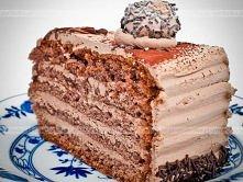 Masa migdałowo-czekoladowa