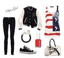do szkoły idealny strój  ^^