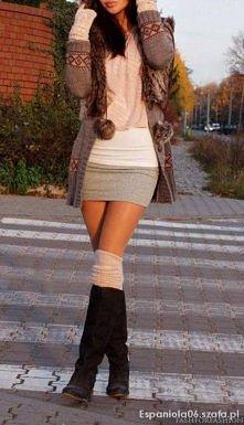 Jesiennie, dziewczęco, ekstra! :)