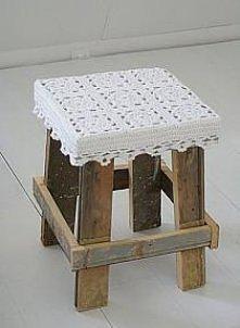 Piękny stołek
