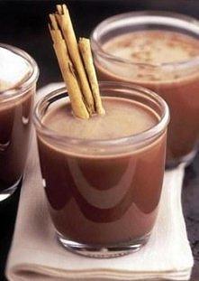 Gorąca czekolada Składniki:...