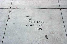 Your existence