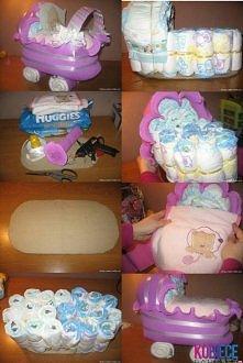 prezent dla noworodka :-)