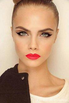 Makijaż idealny :)
