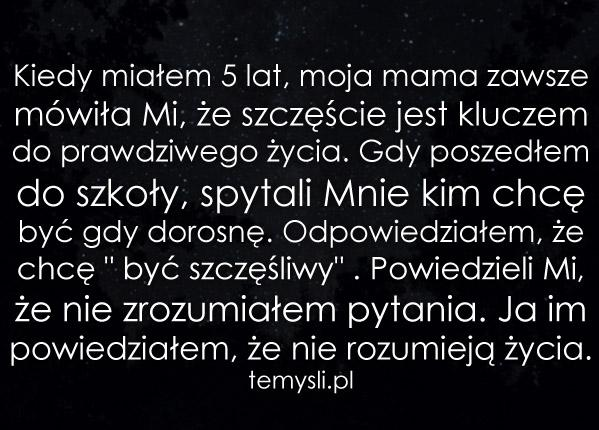 """na """"złote myśli"""" - Zszywka.pl"""