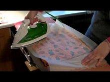 Transfer zrobienie papieru z serwetki