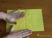 3D Flower POP UP card