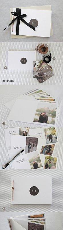 album, zdjęcia, prezent, ślub