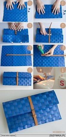 Jak zrobić kopertówkę z pod...