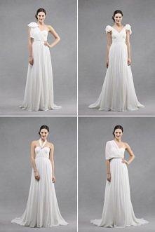 różne oblicza jednej sukni