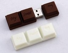 pendrive czekoladka ;)