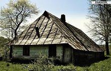 Dawno temu w Bieszczadach budowano chaty łemkowskie w charakterze zagrody jed...