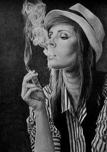 Palenie zabija płuca , ale rysunki z papierosem ożywia nas *.*