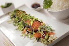 sushi bez ryżu - dietetyczn...