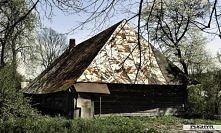 Piękna chata łemkowska. Pisałam ostatnio o zabudowie Łemków na moim blogu, za...