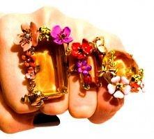 pierścionki jak z bajki