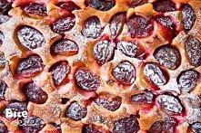 PRZEPIS - ciasto ze śliwkami