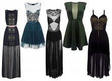 STUDNIÓWKA 2013! Czarne sukienki na studniówkę!