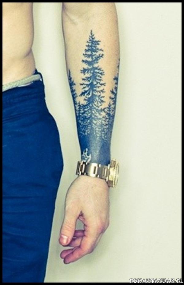 Tatuaż Na Rękę Na Tatuaże Zszywkapl