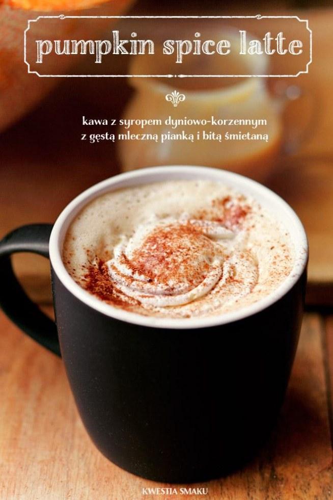 Pumpkin latte!