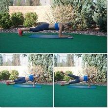 """Zaangażuj więcej mięśni – """"deska"""" i jej wariacje"""