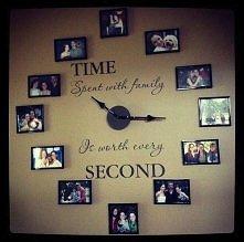 Genialny zegar! Chcę taki!!