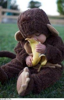 jaka małpeczka <3