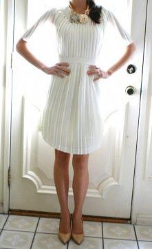 diy spódnicy w sukienkę cudo!