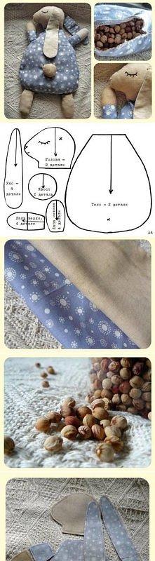 diy, sheep, toy, fabric, tu...