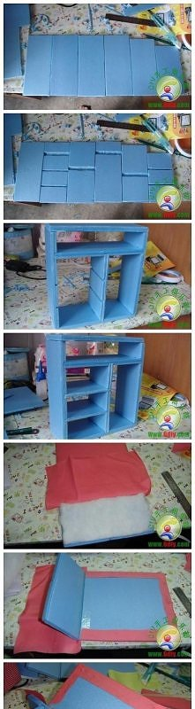 diy, cute, toy, dresser, tu...