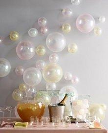 Potrzebne: Balony Taśma kle...