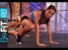 Na pozbycie się tłuszczyku! :) /Fat-Burning Cardio Workout: BeFit in 90