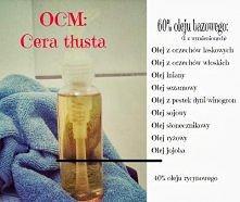 Jakiego oleju użyć do OCM - cera tłusta