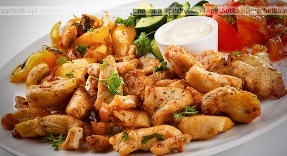 Dietetyczny Kurczak Z Warzywami Na Przepisy Zszywka Pl