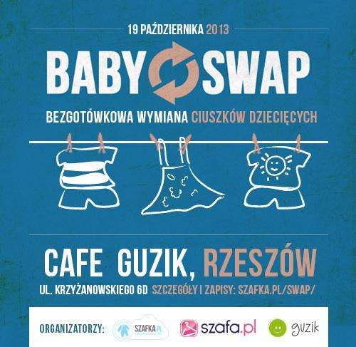 BABY SWAP w Rzeszowie, zapraszamy! :)