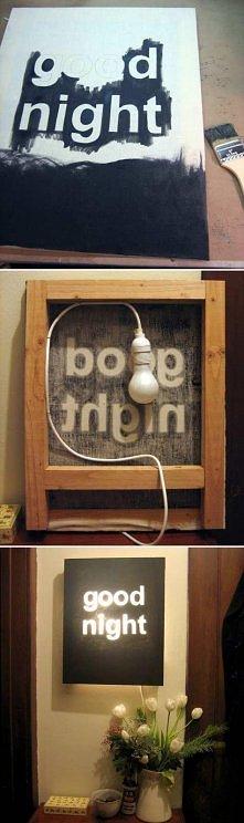 20 pomyslow na DIY lampę Twoich marzeń - odwiedź mojego bloga po więcej - może coś wpadnie Ci w oko??