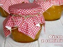 Pomarańczowy dżem z cukinii  [po przepis kliknij w zdjęcie]