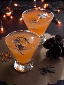 drink z pająkami :D