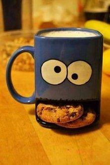 Cookie monster pożeracz cia...