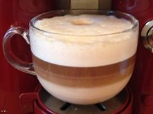 Cream Fudge Macchiato