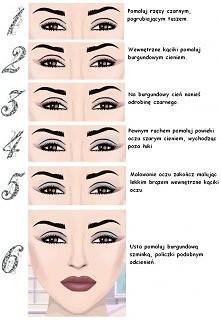 jak dobrze umalować oczy